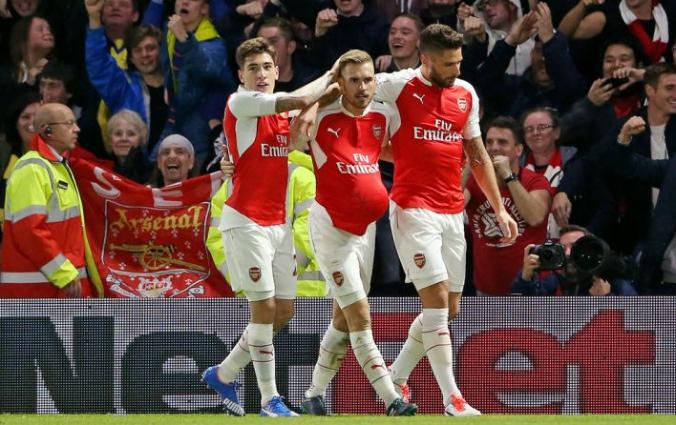Arsenal3-0Watford