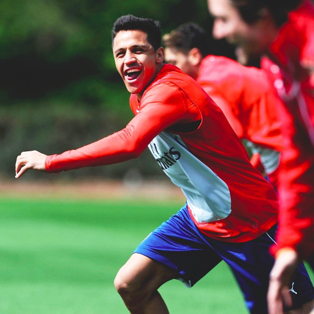Image result for alexis sanchez multiple footballs