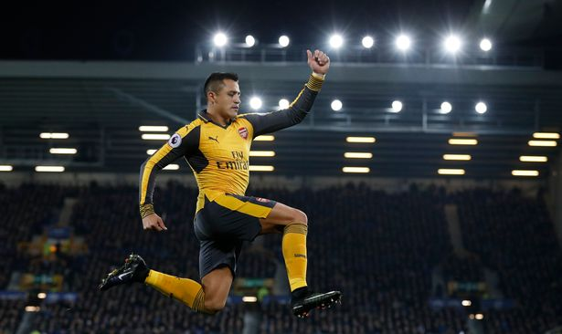 arsenals-alexis-sanchez-celebrates-scoring-their-first-goal