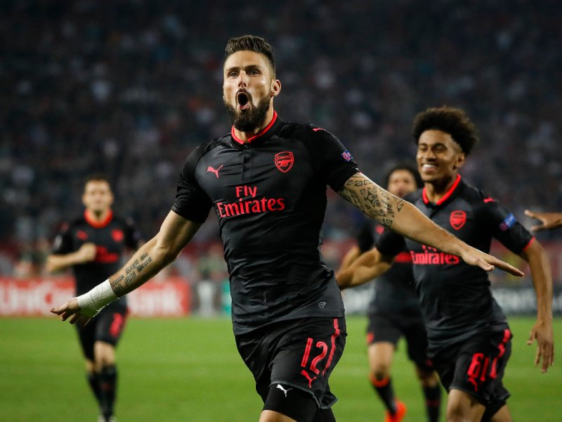giroud red star